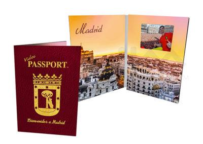 Video Passport Madrid